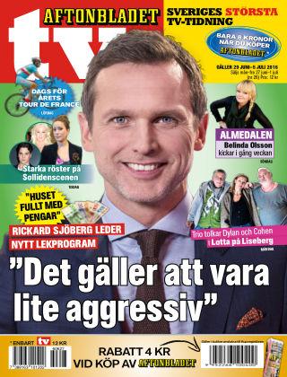 Aftonbladet TV 2016-06-27