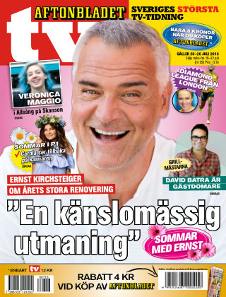 Aftonbladet TV 2016-07-18