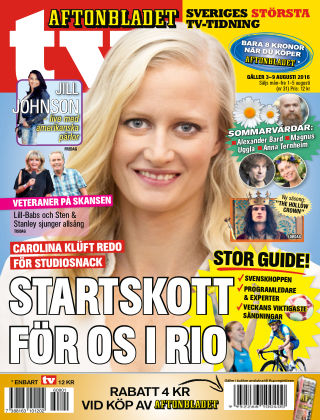 Aftonbladet TV 2016-08-01