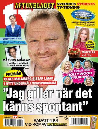 Aftonbladet TV 2016-09-19