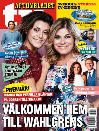 Aftonbladet TV 2016-10-03