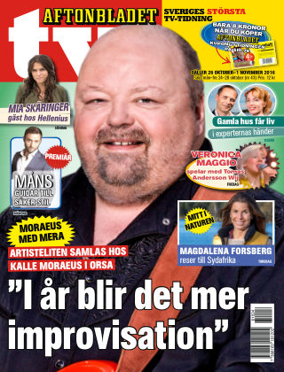 Aftonbladet TV 2016-10-24