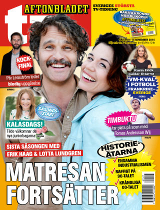 Aftonbladet TV 2016-11-07