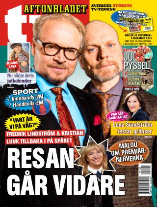 Aftonbladet TV 2016-11-28
