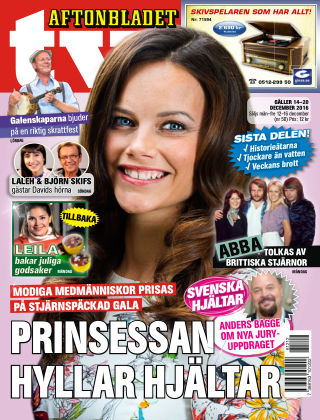 Aftonbladet TV 2016-12-12