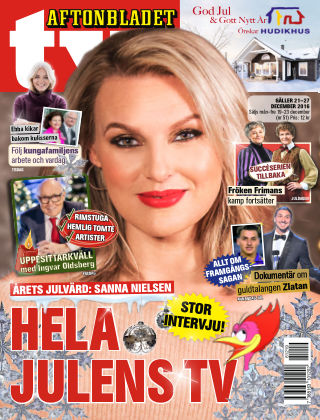 Aftonbladet TV 2016-12-19