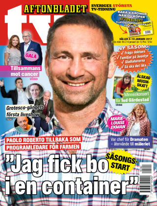 Aftonbladet TV 2017-01-02