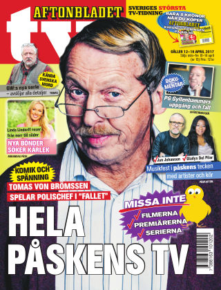 Aftonbladet TV 2017-04-10