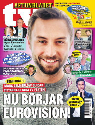 Aftonbladet TV 2017-05-01