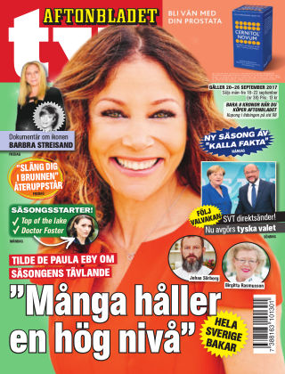 Aftonbladet TV 2017-09-18
