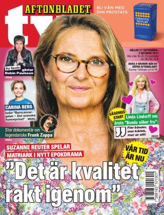 Aftonbladet TV 2017-09-25