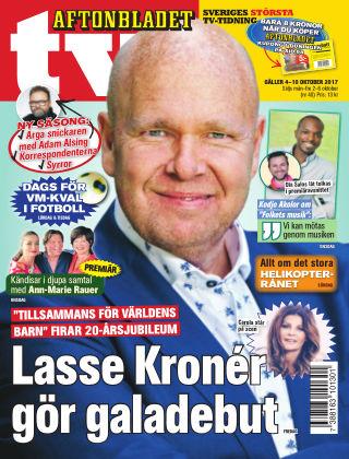 Aftonbladet TV 2017-10-02