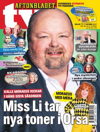 Aftonbladet TV 2017-10-09