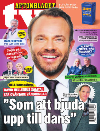 Aftonbladet TV 2017-10-23