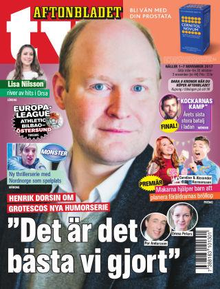 Aftonbladet TV 2017-10-30