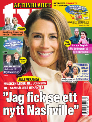 Aftonbladet TV 2017-11-13