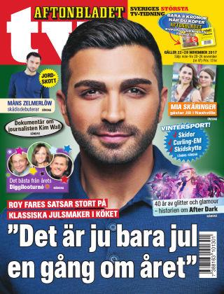 Aftonbladet TV 2017-11-20