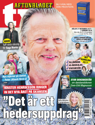 Aftonbladet TV 2017-12-25