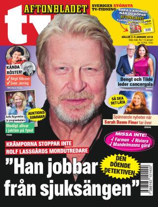 Aftonbladet TV 2018-01-01