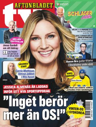 Aftonbladet TV 2018-02-05