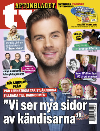 Aftonbladet TV 2018-04-09