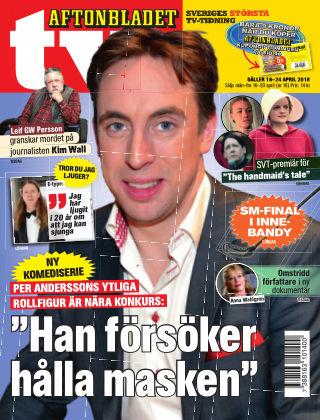 Aftonbladet TV 2018-04-16