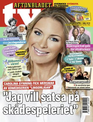Aftonbladet TV 2018-04-23