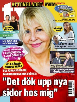 Aftonbladet TV 2018-04-30