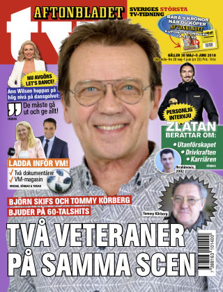 Aftonbladet TV 2018-05-28