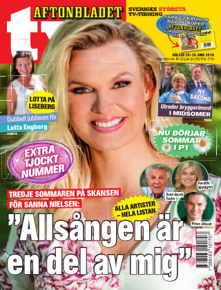 Aftonbladet TV 2018-06-18