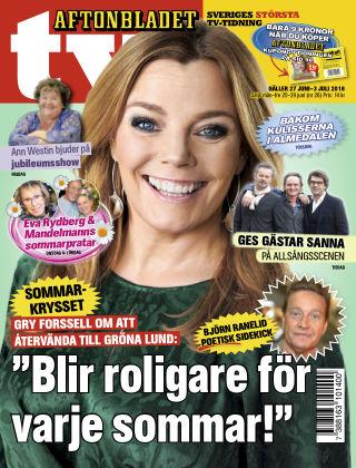 Aftonbladet TV 2018-06-25