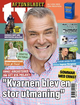 Aftonbladet TV 2018-07-09