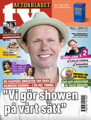 Aftonbladet TV 2018-07-30