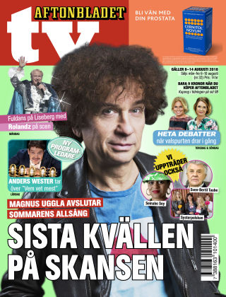 Aftonbladet TV 2018-08-06