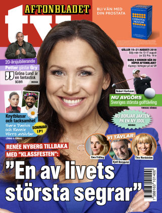 Aftonbladet TV 2018-08-13