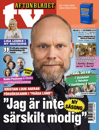 Aftonbladet TV 2018-09-03