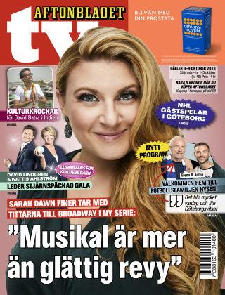 Aftonbladet TV 2018-10-01