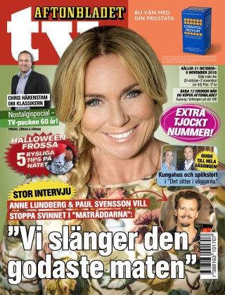 Aftonbladet TV 2018-10-29