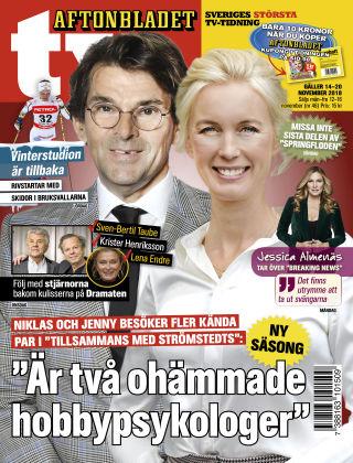 Aftonbladet TV 2018-11-12