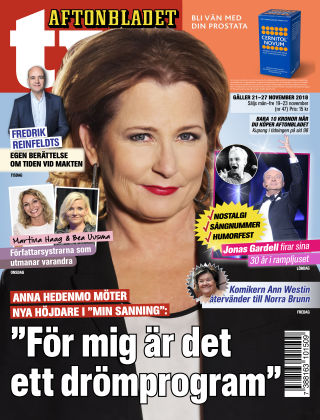 Aftonbladet TV 2018-11-19