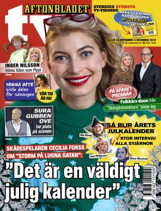 Aftonbladet TV 2018-11-26