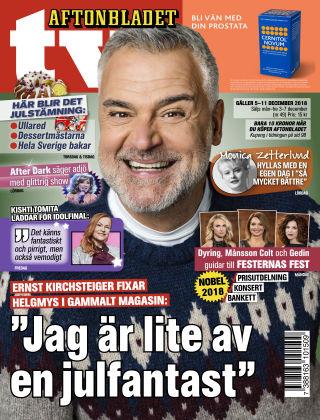 Aftonbladet TV 2018-12-03
