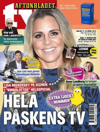 Aftonbladet TV 2019-04-15