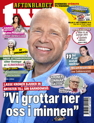 Aftonbladet TV 2019-07-29