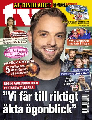 Aftonbladet TV 2019-10-28