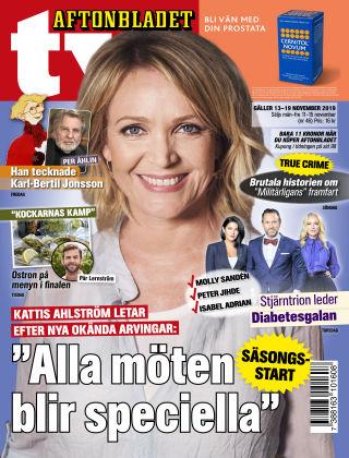 Aftonbladet TV 2019-11-11