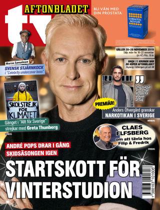 Aftonbladet TV 2019-11-18
