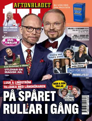 Aftonbladet TV 2019-12-02