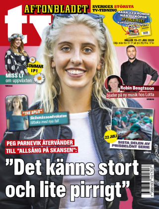Aftonbladet TV 2020-07-13