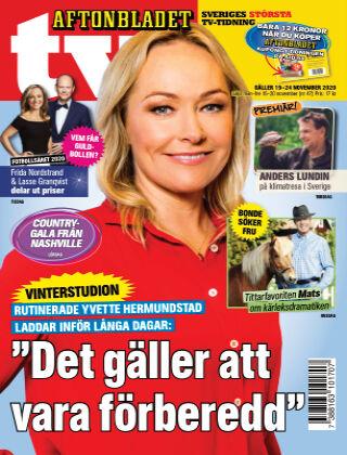 Aftonbladet TV 2020-11-16